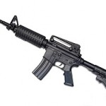 US Army M4A1 rifle